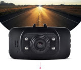 """Черный ящик ночного видения G-Датчика кулачка черточки видеозаписывающего устройства камеры корабля автомобиля DVR высокого качества GS8000L 2.7 """" полный HD 1080P"""