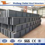 Materiale d'acciaio del fascio di H della costruzione della struttura d'acciaio e della Camera della costruzione prefabbricata