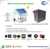 apoio Powerbank da grade de potência do armazenamento de energia da bateria de lítio 48V100ah