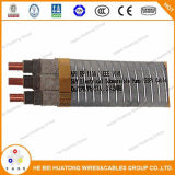 4AWG estanhou o cabo distribuidor de corrente de cobre da armadura de /Epr//Interlocked da ligação Esp