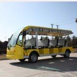 China-Fabrik, die elektrisches besichtigenauto 11seats (DN-11, verkauft)