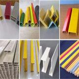 El ángulo producto de plástico reforzado con fibra de vidrio perfiles pultrusión FRP