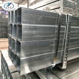 Q235 che recinta il quadrato delicato del carbonio ha saldato il TUFFO caldo tubo d'acciaio galvanizzato 1.5 pollici