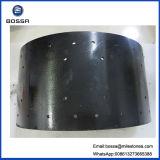 Sapata de Freio de óleo Nissan 220 mm 30 buracos Q235 Tipo de fundição de ferro de material para o Japão Carreta