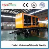 generatore diesel elettrico insonorizzato mobile 250kVA/200kw