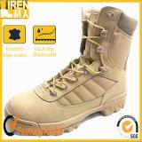 2017 de Nieuwe Tan van het Leer Laarzen van het Gevecht van de Woestijn van het Leger van het Leger Militaire