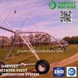 Equipamento móvel agricultural da irrigação de sistema de extinção de incêndios