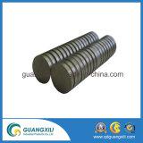 Cubi/magnete 17-5 di SmCo del cobalto samario del disco della terra rara/anelli/cilindri