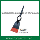 Pickaxe Agricultural Tool Steel Rolling Forged Pickaxe