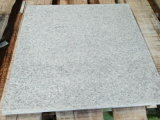 Chine A Grade Shangdong White Pearl Granite Pavement