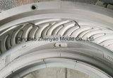 Suministrar el molde del neumático de la moto del modelo de la velocidad 90/90-14
