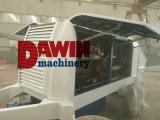 De hete Concrete Pomp van de Aanhangwagen van de Dieselmotor van de Verkoop 60m3/H