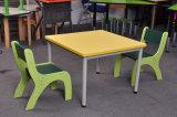熱い販売の子供の木表および椅子(SF-24C)