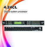 4.24c 4は8出力デジタルスピーカーの音声プロセッサを入れる