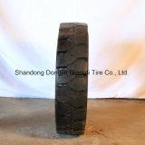 Precio barato 6.00-9, 6.00-15, 6.50-10, 7.00-9 resistente sólidos de los neumáticos de la carretilla elevadora