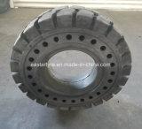 Billig 7.00-12 Körper-Gabelstapler-Reifen mit seitlichen Löchern