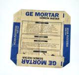China Embalaje Personalizado de la válvula de papel Bolsa para materiales de construcción cemento