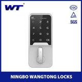 Blocage de Digitals de porte de mot de passe de haute sécurité de Wangtong