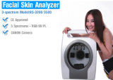 Portátil Venta caliente piel facial Análisis de la máquina con el mejor precio