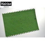 Harlem20 Correia modelada em borracha superior em plástico correia modular