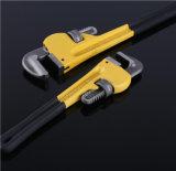 Llave inglesa de tubo resistente del estilo de Amercia, alicates rápidos del tubo