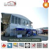 製造する耐久のアルミ合金フレームとのイベントのためのテントを取り除きなさい