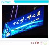 P10mm Super Bright Energy Saving étanche extérieur affichage LED