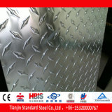 Strato di alluminio 3105 del reticolo un diamante delle cinque barre