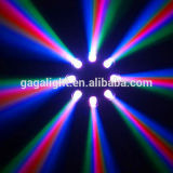 Het Licht van de Disco van het LEIDENE UFO van Acht Octopus voor de Verlichting van het Huwelijk van de Partij van de Staaf KTV van DJ