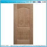 形成されたHDF/MDF Sapeleのベニヤのドアの皮