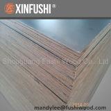 como madera contrachapada del encofrado 6669 F17 para el mercado de Australia (1200*2400*17m m)