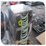 휴대용 저온 저항하는 Palstic 기중기 발 역행 패드 HDPE 아우트리거 패드