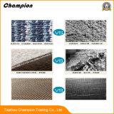 PVCゴム背部カーペットの中国の卸し売り防水カーペットのタイル50*50cmの商業使用法のオフィスPVC床100% PPのカーペットのタイル