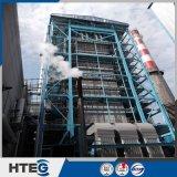 Caldeira padrão personalizada do consumo de combustível CFB do ISO TUV ASME mais baixa para a central energética