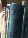 Película do PVC altamente lustrosa e qualidade