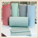 Caucho de silicona recubierto de fibra de vidrio Cloth