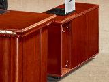 Tabela de madeira do gerente da mobília moderna para o assoalho do executivo do hotel