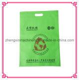 Bolso de compras/bolso plano no tejido del bolso de Eco que hace que la máquina tasa Zxl-D700