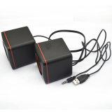 Cassa di risonanza del mini altoparlante forte portatile del calcolatore mobile del USB