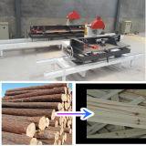 Angola-Gebrauch-automatische runde Protokoll-Tisch-Sägemühle