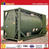 contenitore liquido del serbatoio di combustibile del CO2 GPL del prodotto chimico LNG di 20FT