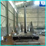 Hochleistungsmarineanker des form-Stahl-AC-14 Hhp Stockless