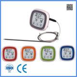 De digitale Kokende Thermometer van het Voedsel