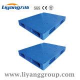 Deck duplo de alta qualidade Tipo Liso fechado de paletes de plástico para venda