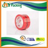 工場価格はカートンのシーリングのための印刷された包装テープを着色した