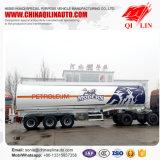 Китай поставщиком топлива Tri-Axle танкер с прицепа Йост посадки шестерни