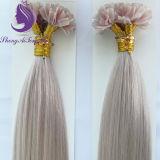 Estensione dei capelli di punta di Remy U del Virgin #60