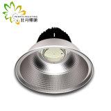 Lumière élevée lumineuse industrielle superbe de coulage sous pression extérieure neuve de compartiment de l'aluminium IP66 DEL de vie de l'appareil d'éclairage 150W de Highbay longue