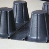 strato di drenaggio dell'HDPE di altezza della fossetta di 16mm
