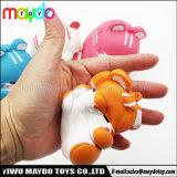 Новые Каваий PU Squishy медленным ростом танцующего хомяка мягкий Squishies игрушки для детей